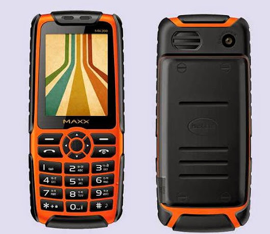 Maxx Mobile MX200 Specifications