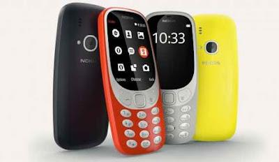 harga Nokia 3310 di Indonesia 2017