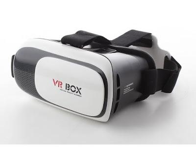 mbamarsal Virtual Reality Glasses 3D VR Box