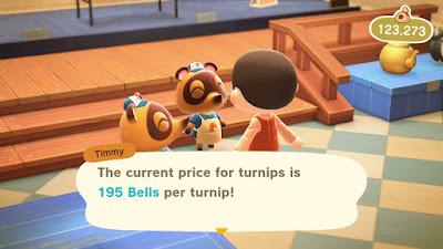 Selling Turnips: Week 9