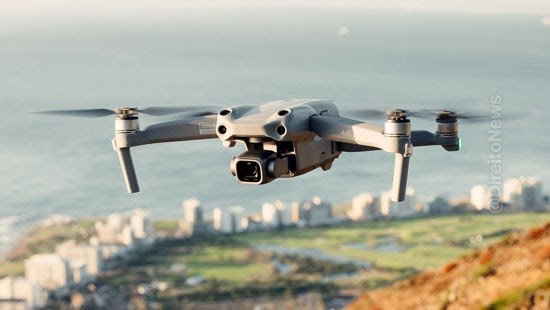 advogado drone instruir defesa processo criminal