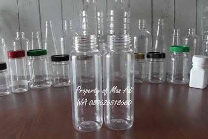 Aneka Bentuk Botol Plastik PET dan Fungsinya, Mana Yang Paling Sesuai Untuk Usaha Anda?