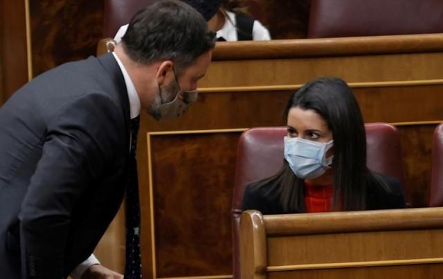 Arrimadas llamó a Casado para decirle que no apoyaría censuras en Madrid y Castilla y león