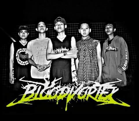Bloof Vortex - Death Metal Karawang