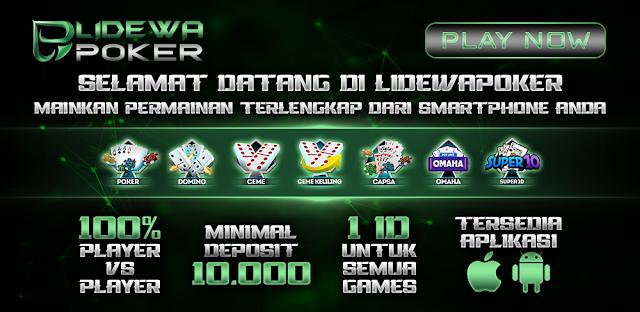 Situs Judi Terbesar Penyedia Poker Online Terbesar Se-Asia