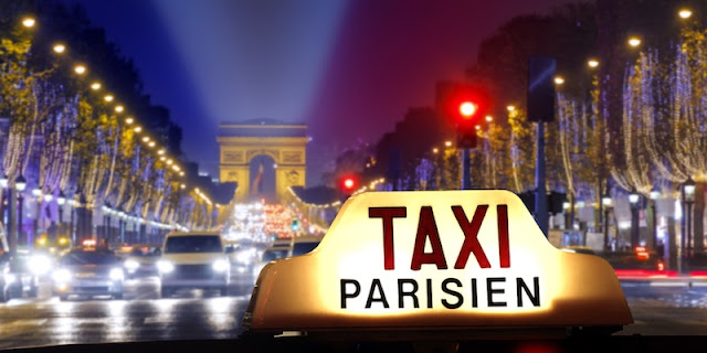 Do Taxis Take Credit Cards In Paris?