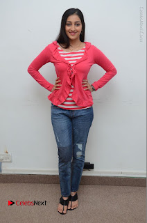 Telugu Actress Mouryani Latest Pos in Blue Denim Jeans  0207.JPG