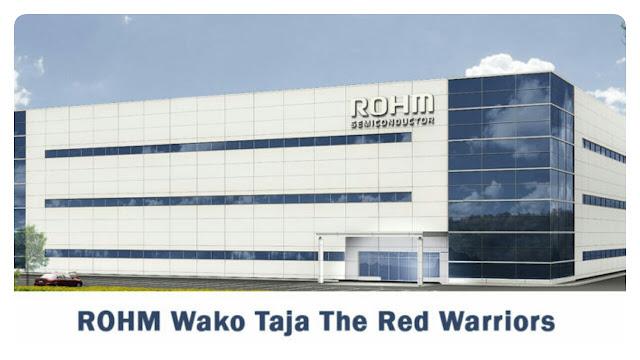 ROHM-Wako Syarikat Gergasi Elektronik Jepun Bakal Taja Kelantan