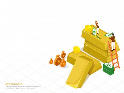 Emas Merupakan Investasi Paling Aman Dan Populer