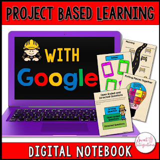 resource cover for pbl digital notebook