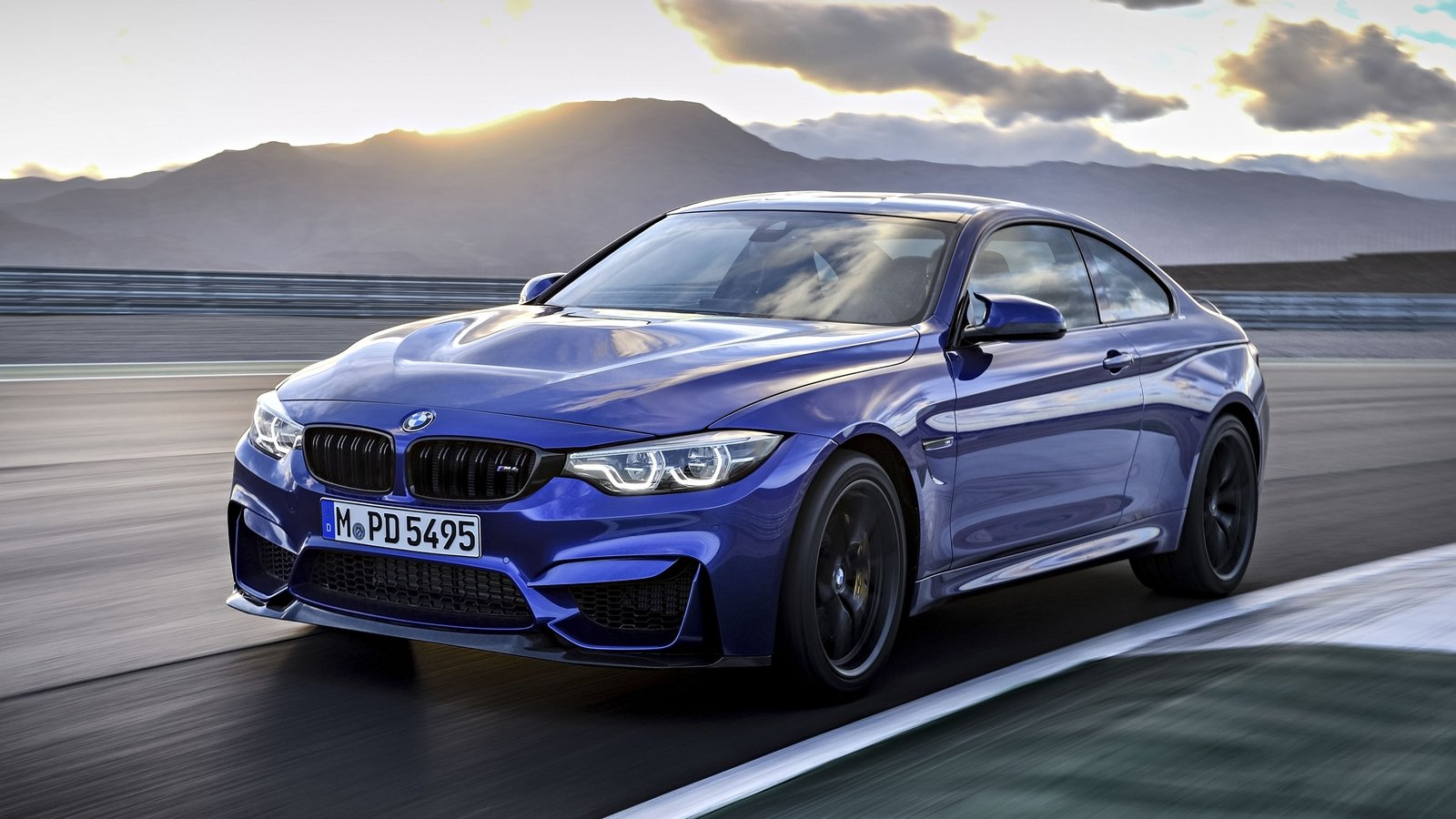2018 BMW M4 CS Faster And More Light, Price?