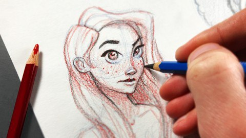 The Ultimate Drawing Course - Beginner to Advanced - TechCracked