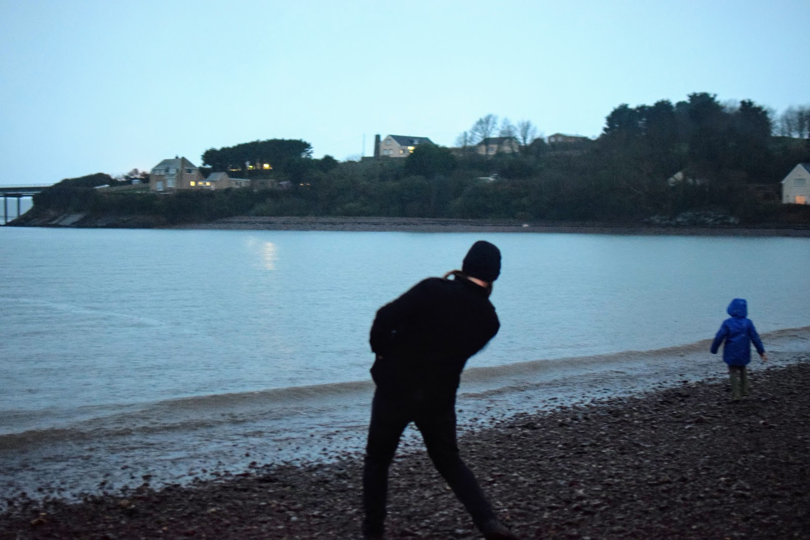 , When Dodge the Dog Came to Stay:  A Walk down Gelliswick Beach, Pembrokeshire