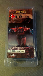Warzone Resurrection - Golden Lions - Unboxing 1