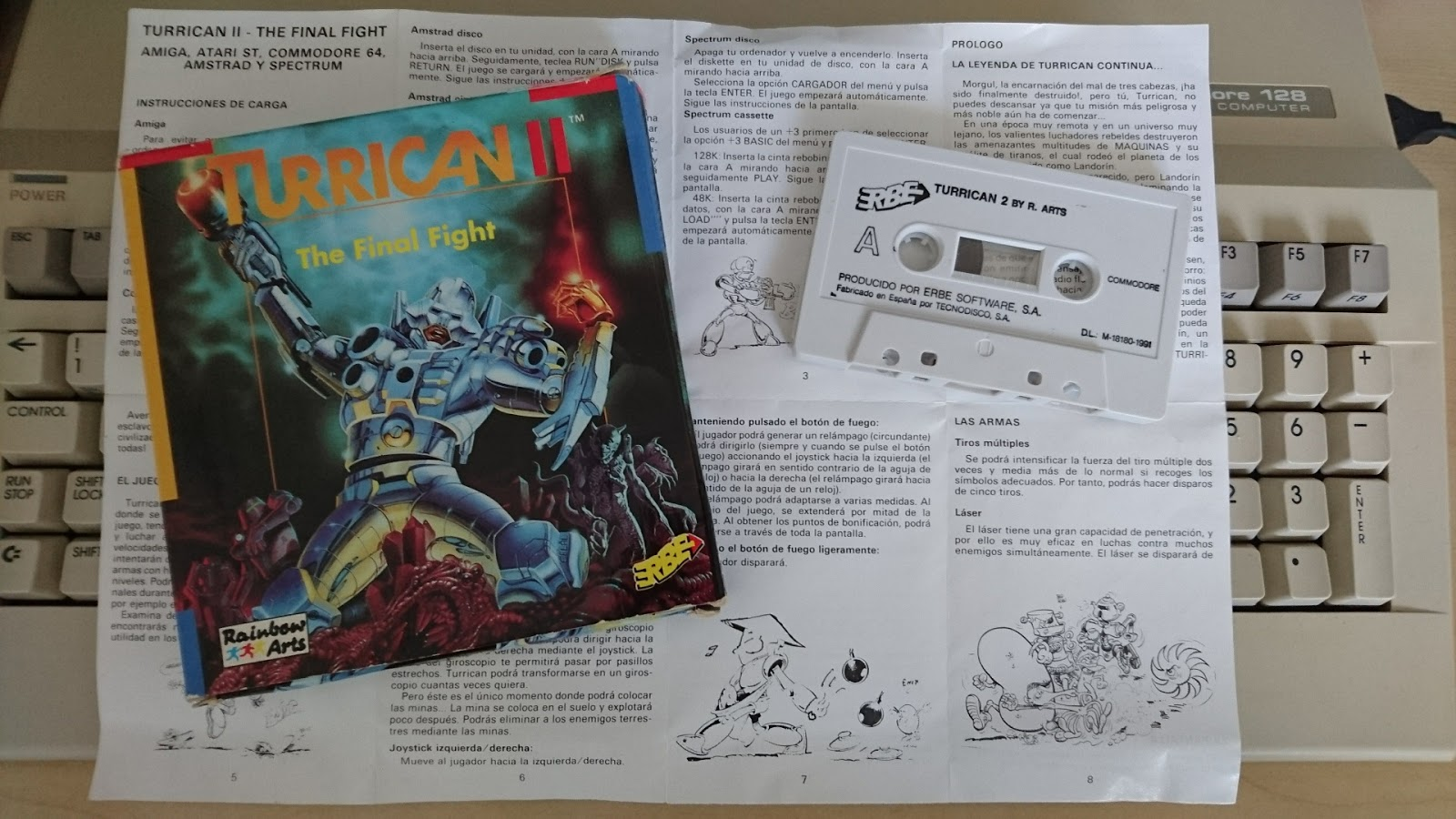 Turrican II - The Final Fight