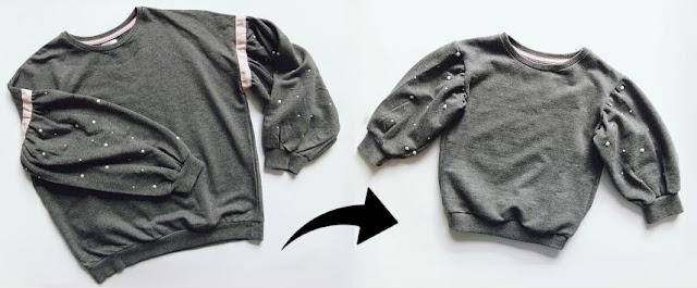 jak przerobić ubrania - zero waste