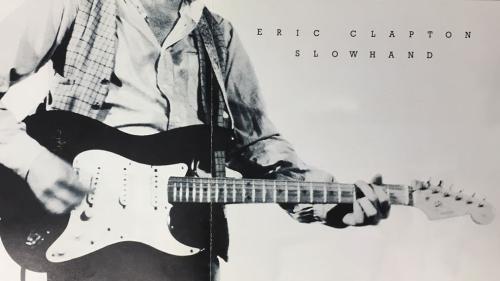 Slowhand Clapton