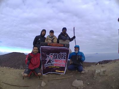Paket Wisata Pendakian Gunung Slamet 3.428 mdpl