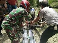 Berita TNI Pukul Polisi Heboh, Berita TNI Tolong Polantas Korban Kecelakaan Malah Sepi