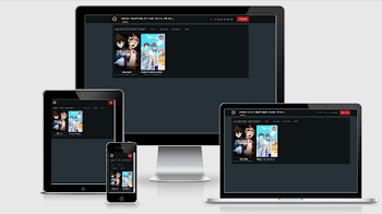Share Template HoatHinh247 Responsive For Blogspot - Anime Movie