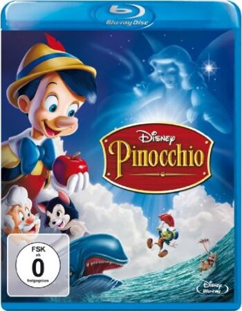 Pinocchio (1940) Dual Audio Hindi 720p BluRay ESubs