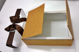Hardbox Cokelat Eksklusif