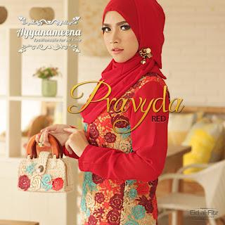 Ayyanameena Pravyda ~ Red