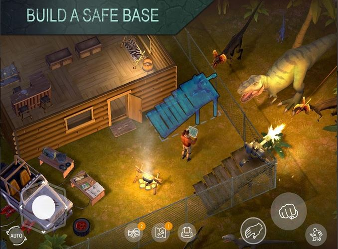 download Jurrassic Survival Mod Apk 1