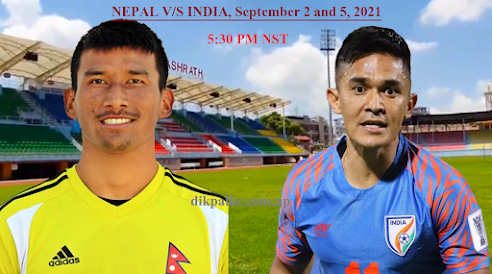 Watch Nepal vs India Freindly Football Live