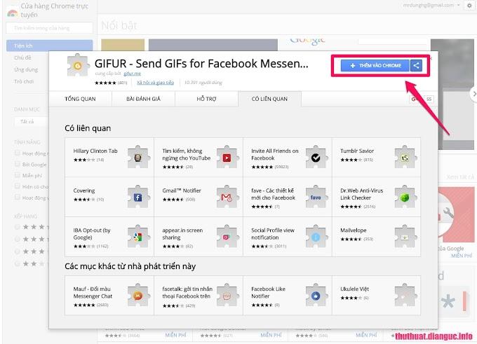 Hướng dẫn đưa chú Rồng Pikagon vào khung chat trên Facebook