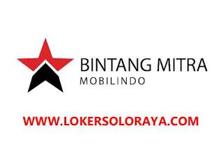 Loker Solo Raya Lulusan SMA SMK Sales Executive di Bintang Mitra Mobilindo