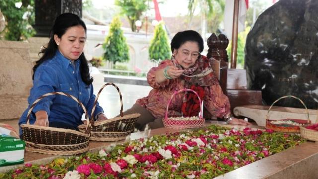 Dikabarkan Sakit, Sekjen PDIP: Megawati dalam Keadaan Sehat dan Energik