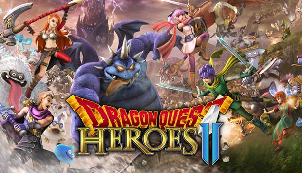 Dragon Quest Heroes 2 Incl All DLCs-Repack Free Download