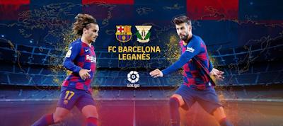 تعرف على قائمة برشلونة لمواجهة ليجانيس فى الدوري الإسباني
