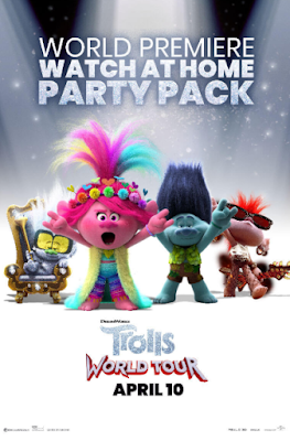 Trolls World Tour Activity Pack