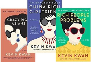 Crazy Rich Asians Trilogy Series Kevin Kwan
