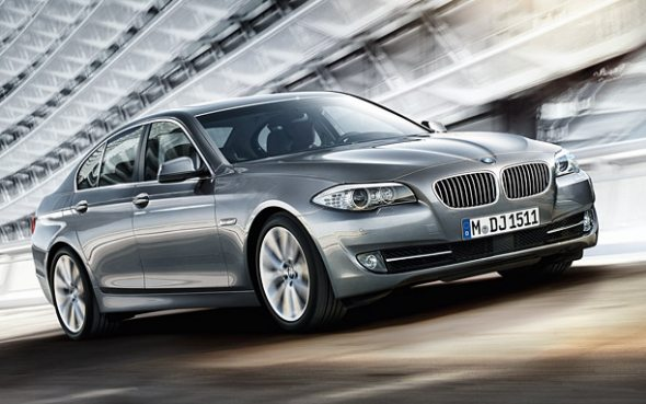 Guest Post: Why BMW 5 Series Models Are Top Executive Cars