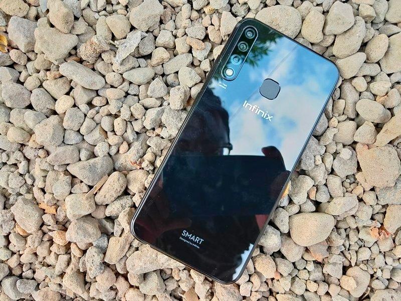 Review Infinix Smart 3 Plus X627, Smartphone Triple Kamera Termurah!