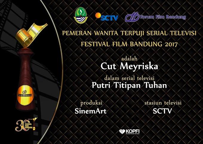 Daftar Lengkap Pemenang Festival Film Bandung Ke-30 Tahun 2017