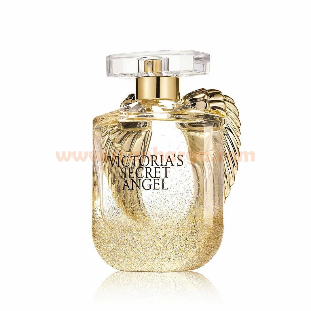 Victoria's Secret Angel Gold Eau de Parfum FREE Travel Mist + Beauty Bag