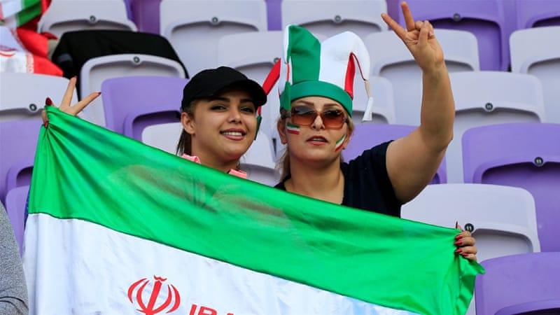 FIFA: Iran 'assures' women can attend World Cup qualifier