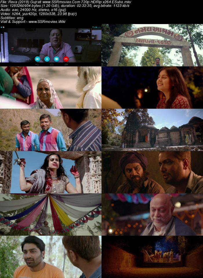 Reva (2018) Gujarati 480p HDRip x264 450MB ESubs Movie Download