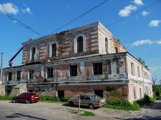 Дубно. Большая синагога