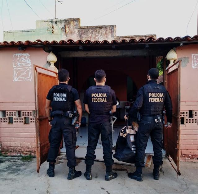 Polícia Federal prende mulheres envolvidas com fraudes previdenciárias no Piauí
