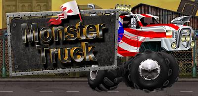 Crazy Monster Truck adventure