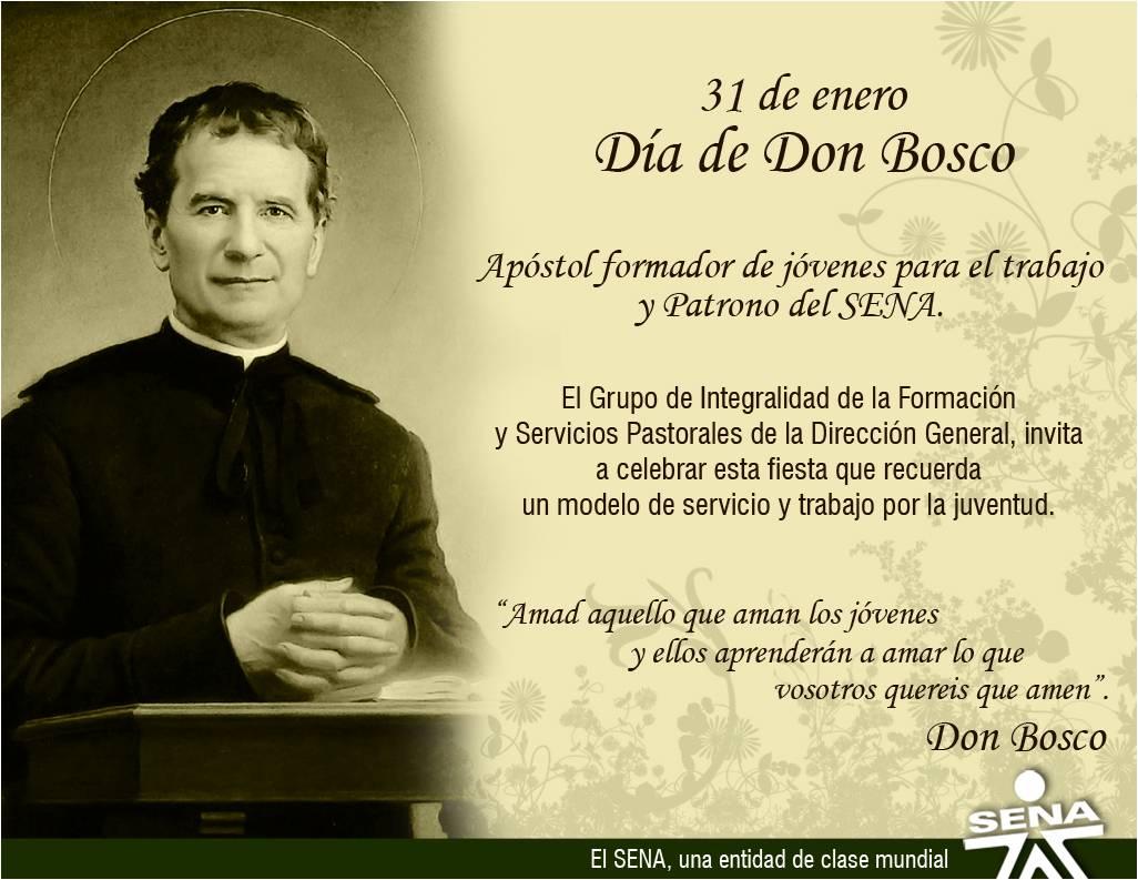 Hermosa Frases De San Juan Bosco Sobre El Amor Mensajes Y