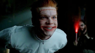 Jeremiah Valeska, Joker, Gotham, dc, batman