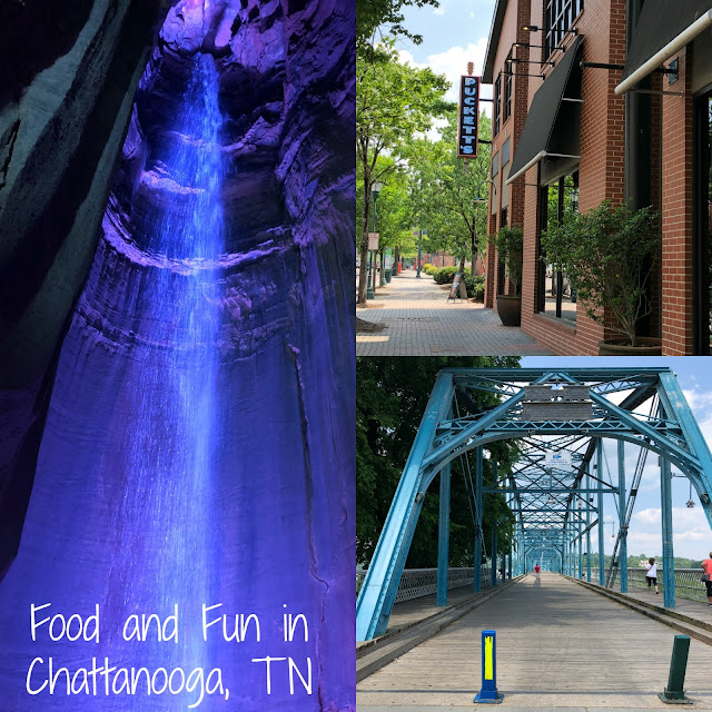 Do you only have one day in Chattanooga? Check out the delicious food I tried and interesting things I found to do! My Day of Food and Fun in Chattanooga, Tennessee