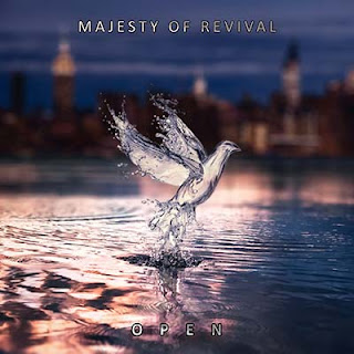 """Το single των Majesty of Revival """"Open"""""""