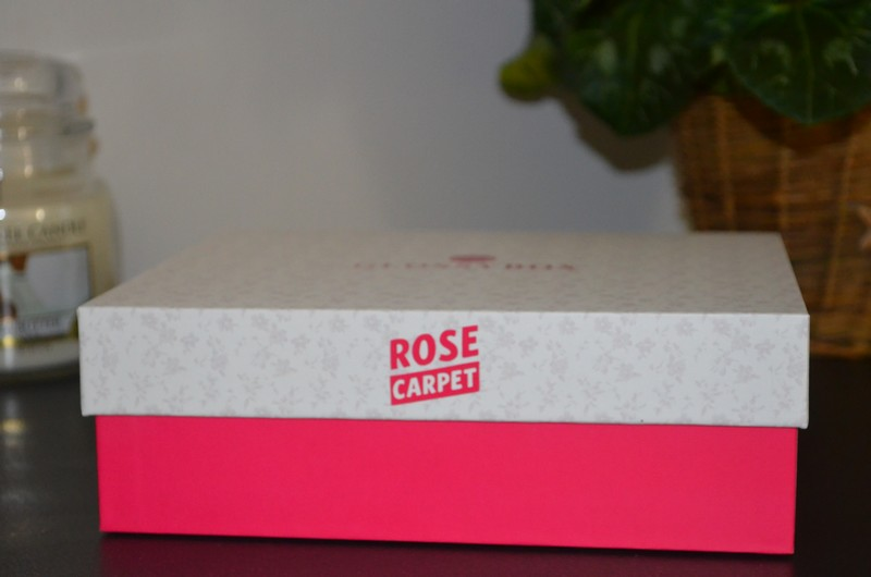 Glossybox Rose Carpet de novembre : Parfaite !